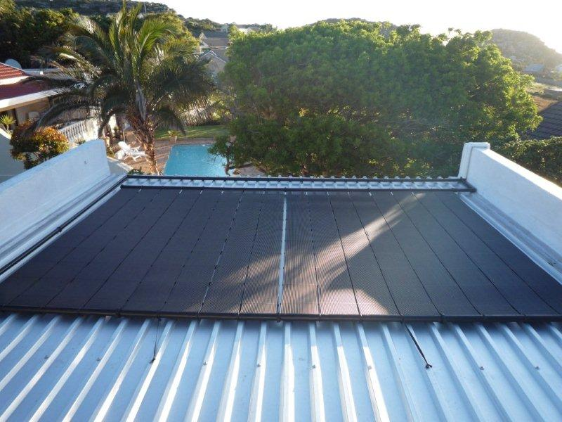 Gallery of our solar geyser and solar pool heating - Swimming pool heater installation ...